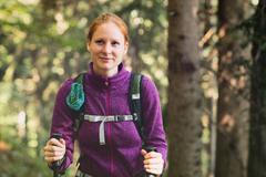 Active Lifestyle - Outdoor Adventure - stock photo