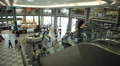 Congonhas Airport, Sao Paulo, Brazil. CGH, Passengers Hall. Timelapse Footage
