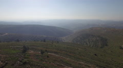 Israeli Countryside and Village Stock Footage