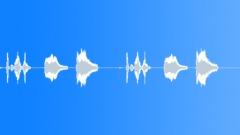 Goldfinch 64 - sound effect