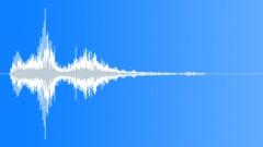 Male fast sneeze - sound effect