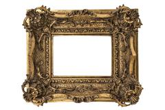 Stock Photo of Small Georgian Frame
