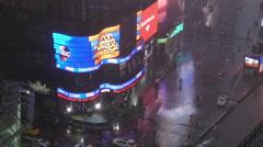 ABC Studios Manhattan - stock footage