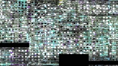 Vj Loops Animation Experimental Art Sample - stock footage