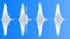 Air Warfare Impact 4 items - sound effect