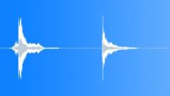 Keep Tab Sound 2 items - sound effect