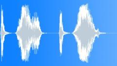 Stock Sound Effects of Metallic Warfare Impact 2 item