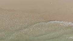 Koh Larn island tropical beach,the most famous island of pattaya city - stock footage