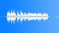 Skateboard Wheel Screech Long 2 Sound Effect