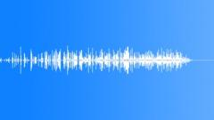 Plastic Box Crumpling Sound Effect