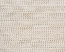 White mesh fibers Stock Photos