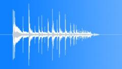Metal Drop Wood - sound effect