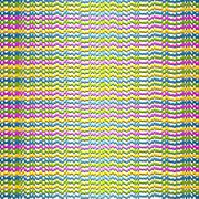 Stock Illustration of Abstract colorful rough stripes background