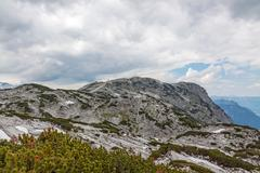 Stock Photo of Dachstein Mountains landscape