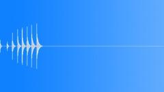 Video Game Event Arpeggio - sound effect