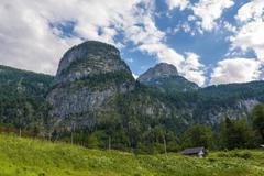 Stock Photo of Dachstein