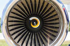 Jet engine passenger plane Kuvituskuvat