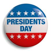 Presidents Day USA Stock Illustration
