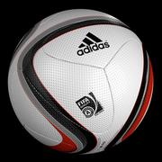 Adidas Euro 2016 - 3D model