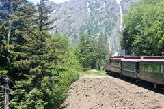 Old Train Kuvituskuvat