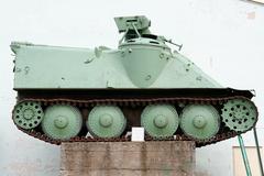 Armoured conveyer   Stock Photos