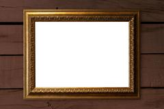 Stock Photo of Blank Frame with Copy Space