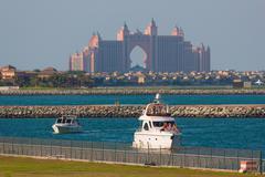 View Atlantis Hotel Stock Photos