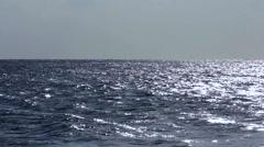 Ocean Horizon Stock Footage