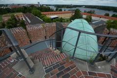 Berlin Citadel Spandau, Germany - stock photo
