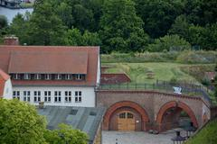 Berlin Citadel Spandau, Germany Stock Photos
