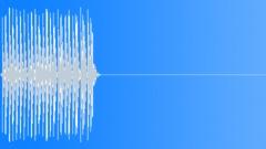 Low Static Glitch Sound Effect