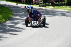 Sport kart Stock Photos