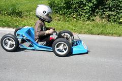 sport kart - stock photo