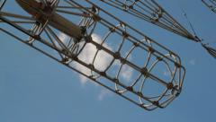"""""""Duga"""", the Steel Giant Near Chernobyl Stock Footage"""
