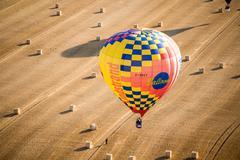Lorraine Mondial Air Balloon 2015 - stock photo