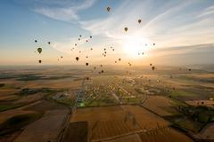 Lorraine Mondial Air Balloon 2015 Stock Photos