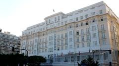 Hotel in Rio de Janeiro Stock Footage