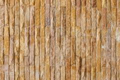brick wall background used decorate home - stock photo
