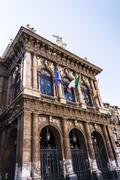 Stock Photo of Teatro Massimo Bellini, Catania, Sicily, Italy