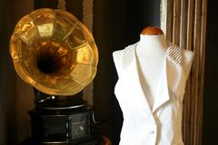 Old gramophone Kuvituskuvat
