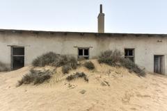Ghost town Kolmanskop, Namibia Stock Photos