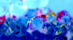 Abstract fluid background Stock Footage