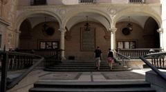 Stock Video Footage of San Gines De Arles