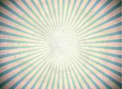 Stock Illustration of Blue vintage rays
