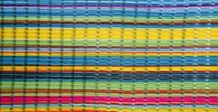 Colorful vibrant fabric color lines like rainbow Kuvituskuvat