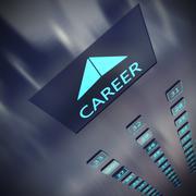 Career elevator Kuvituskuvat