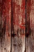 Aged old wood texture, ancient wooden door Stock Photos