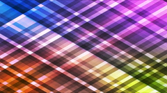 Broadcast Twinkling Diamond Hi-Tech Strips, Multi Color, Abstract, Loopable, HD Stock Footage