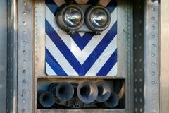 Train Face Kuvituskuvat