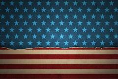 4th of July Card Backgrounds Stock Illustration